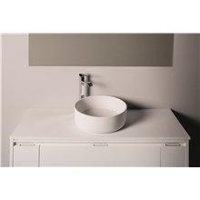 Conjunto bancada + lavatório ACIS BONDI NATUGAMA