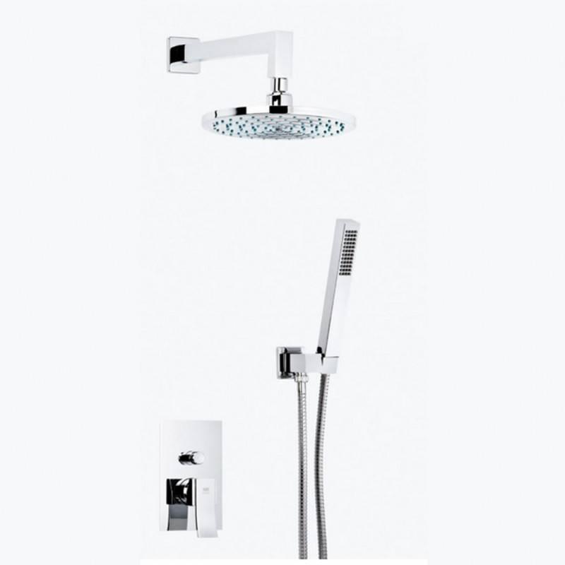 Conjunto de duche para encastrar INCA - Griferías MR