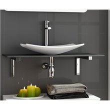 Bancada casa de banho 1,6 cm SPIRIT SALGAR