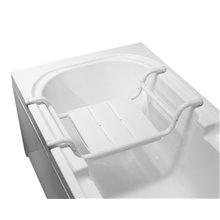Assento de banheira aço Tubocolor - MEDICLINICS
