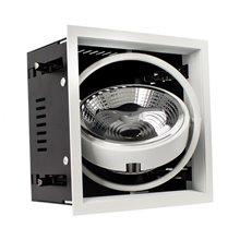 Foco LED Cree-Cob direcionável 17x17x10cm 15W -...