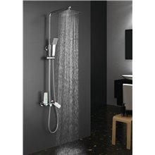 Conjunto de duche monocomando Dual Quad Llavisan