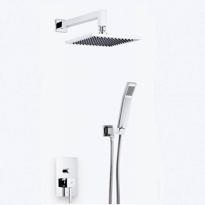 Conjunto de duche para encastrar CATRAL - Griferías MR