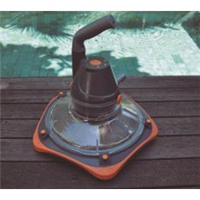 Limpiafondos manual piscinas Vektro X400 KOKIDO