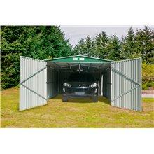 Garagem metálica 16m² Norfolk  - GARDIUN