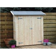 Abrigo de madeira 1,19m² Marge - GARDIUN