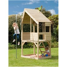 Casinha infantil 1,64m² Chalet Outdoor Toys