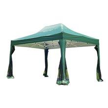 Tenda mosquiteira 3x4,5x3,2m verde Outsunny