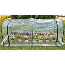 Estufa de cultivo transparente 200x100x80...