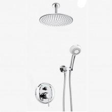 Conjunto de duche de encastrar DELTA06 - Griferías MR