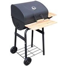 Barbecue grill 72,5x61x102 Outsunny