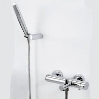 Torneira monocomando para banheira com chuveiro de mão DELTA 06 - Griferías MR