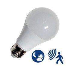Lâmpada LED com sensor de 10W E27 - MasterLed