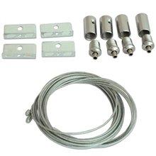 Painel LED 60x120 retangular 72W - MasterLed