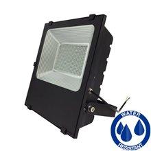 Projetor LED quadrado 150W PLANO  - MasterLed