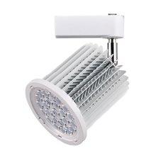 Foco LED carril orientável 36W branco - MasterLed