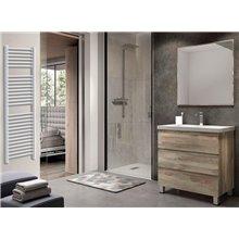 Radiador toalheiro 118 cromado Futurbaño