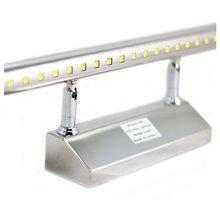 Aplique LED para espelho 5W orientável - MasterLed