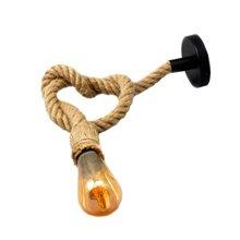 Candeeiro pendente corda E27 - MasterLed