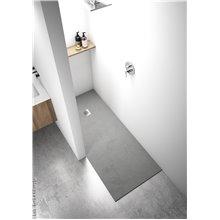 Base de duche Slate Cinzento Pérola - B10