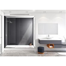 Painéis de casa de banho Han Quick - B10