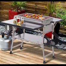 Barbecue e cozinha portátil Outsunny