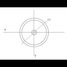 Lavatório Lotto H90  - RESIGRES