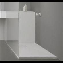 Base de duche Extrafina natural 80  - RESIGRES