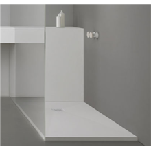 Base de duche Extrafina natural 90  - RESIGRES