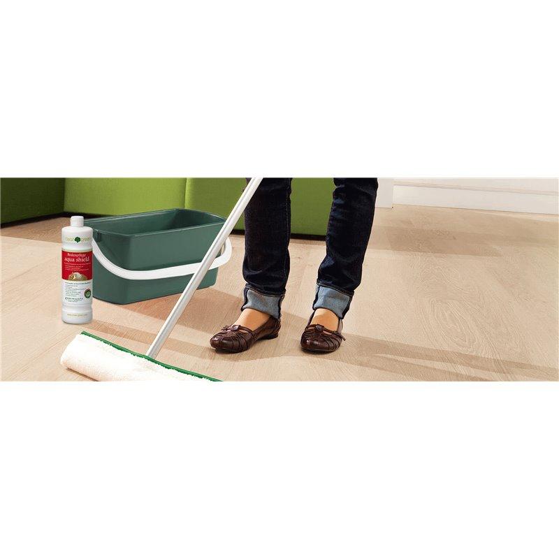 Produto de limpeza Parquet CLEAN & GREEN Aqua Shield HARO