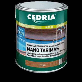Lasur nanotarimas Cedria