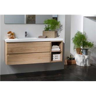 Móvel Life 2 gavetas + módulo com lavatório B10