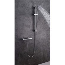 Conjunto de torneira termostática de duche Paris Llavisan