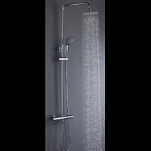 Coluna de duche termostática REDONDA - OXEN