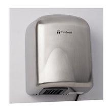 Secador de mãos automático potência 1650W  Timblau