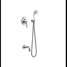 Kit de duche com cano para banheira TRES-CLASIC