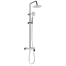 Coluna de duche com distribuidor integrado Ergos Källa