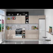 Módulo de cozinha com suporte para pratos - TEGLER