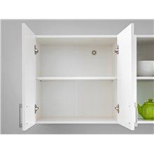 Cozinha 240 cm branco Bona - TARRACO