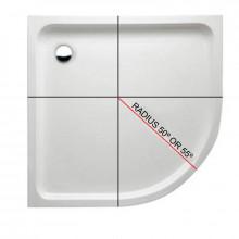 Painel de duche semi-circular ST PARIS - Doccia