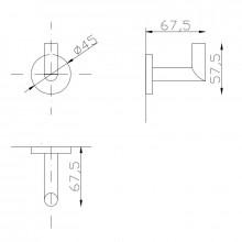 Cabide Line - NOFER