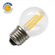 Lâmpada com filamento LED de 4W - MasterLed