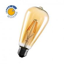 Lâmpada com filamento LED EDISON OLD de 6W - MasterLed