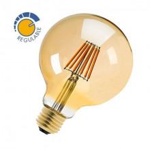 Lâmpada com filamento LED OLD GLOBO de 6W - MasterLed