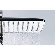 Coluna para banheira cromada Raindance E Hansgrohe