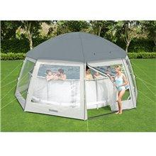 Cobertura cúpula para piscinas BESTWAY