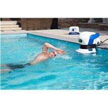 Sistema de natação contracorrente Swimfinity...