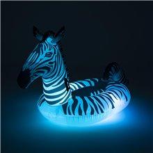 Boia insuflável Zebra com LED BESTWAY