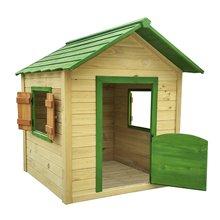 Casinha infantil Kela Verde Outdoor Toys