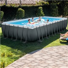 Piscina retangular Ultra XTR 732x366 cm INTEX